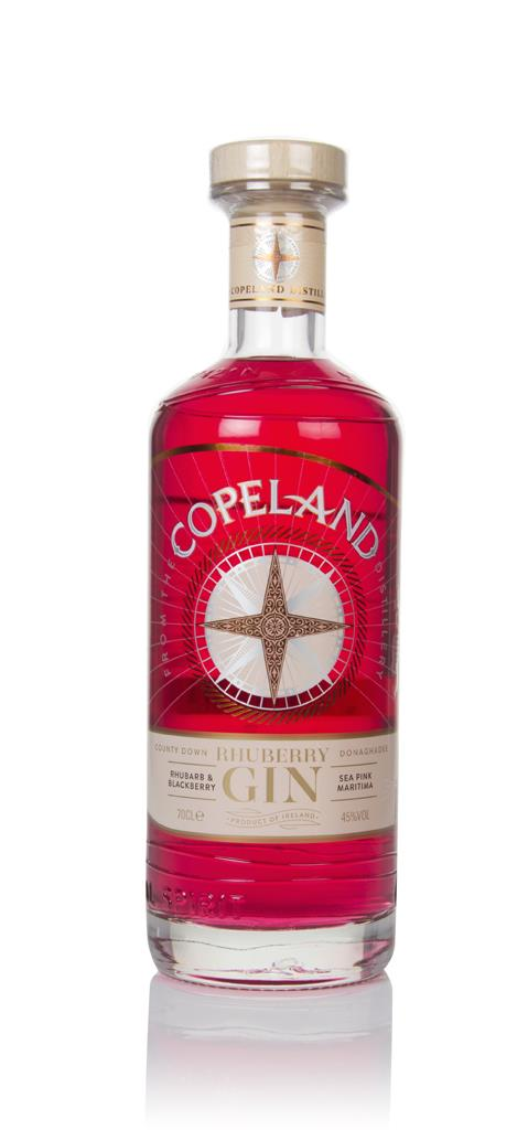 Copeland Gin Rhuberry 3cl Sample Flavoured Gin