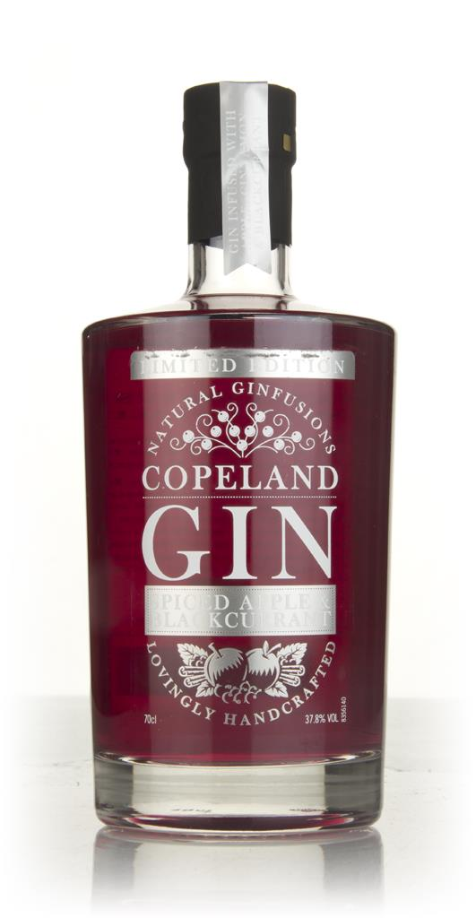 Copeland Gin Spiced Apple & Blackcurrant Flavoured Gin