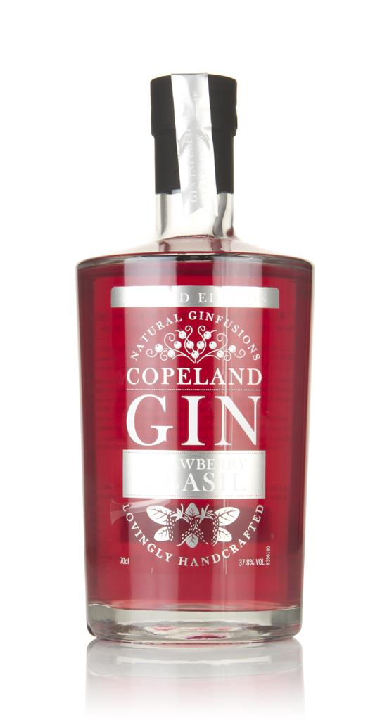 Copeland Gin Strawberry & Basil 3cl Sample Flavoured Gin