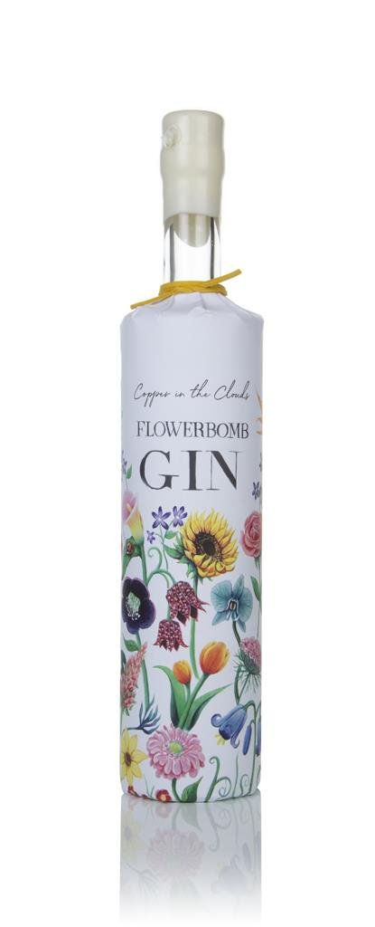 Copper in the Clouds Flowerbomb Flavoured Gin