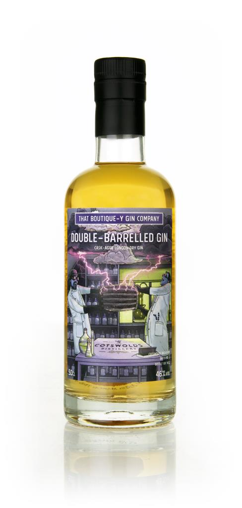 Double-Barrelled Gin - Cotswolds (That Boutique-y Gin Company) 3cl Sam London Dry Gin 3cl Sample