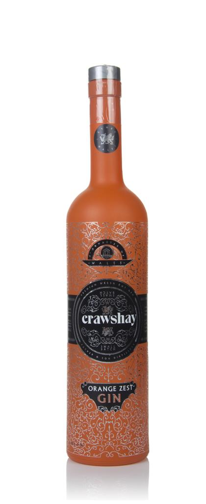 Crawshay Orange Zest Flavoured Gin