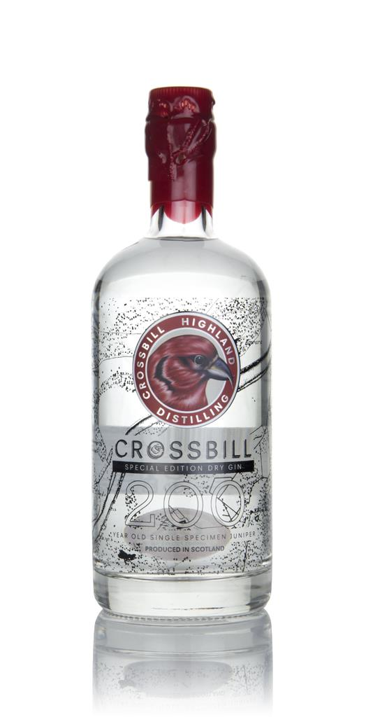Crossbill Special Edition Dry Gin - 200 Year Old Single Specimen Junip London Dry Gin