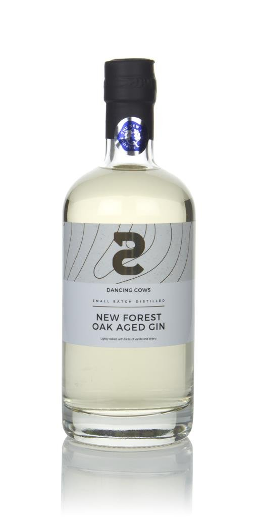 Dancing Cows New Forest Oak-Aged Gin 3cl Sample Cask Aged Gin