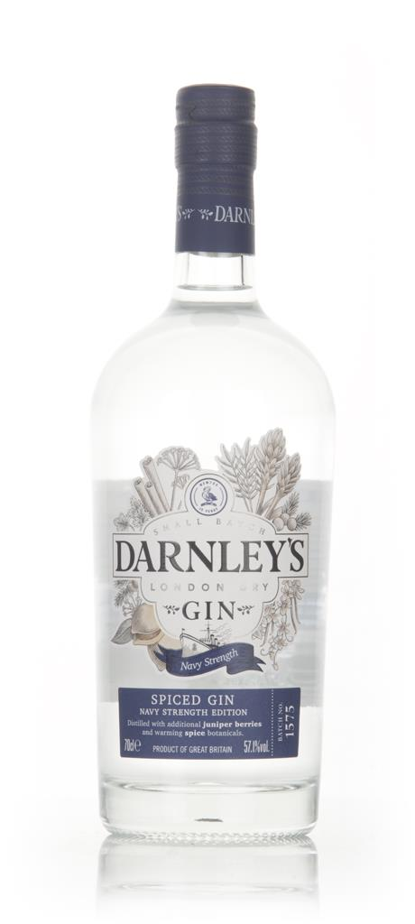 Darnley's Navy Strength Spiced Gin 3cl Sample London Dry Gin