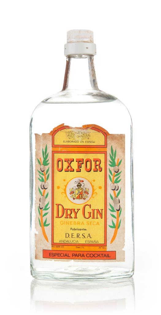 D.E.R.S.A. Oxfor Dry - 1960s Gin