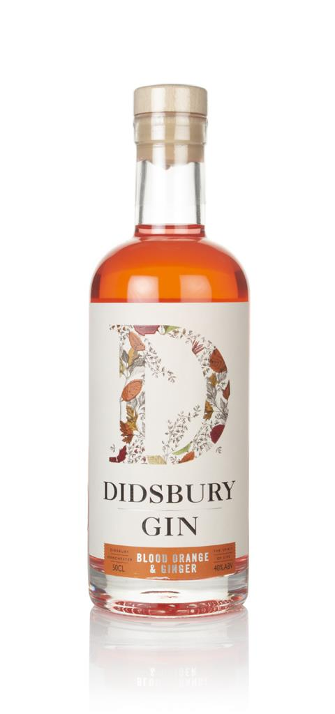 Didsbury Blood Orange & Ginger Flavoured Gin