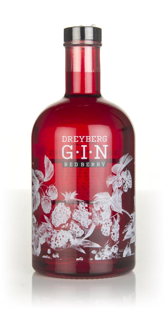 Dreyberg Red Berry Gin 3cl Sample Flavoured Gin