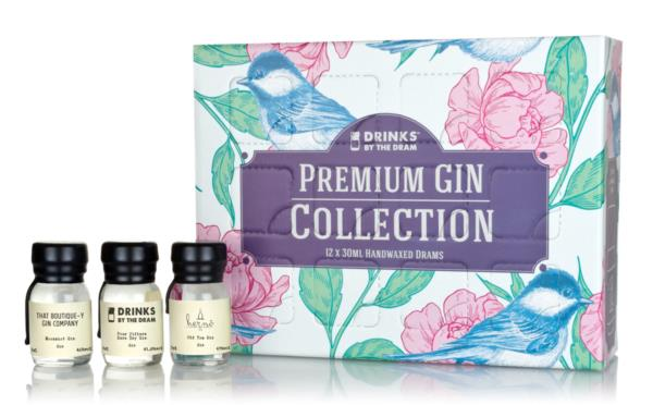 Drinks by the Dram 12 Dram Premium Gin Collection Gin