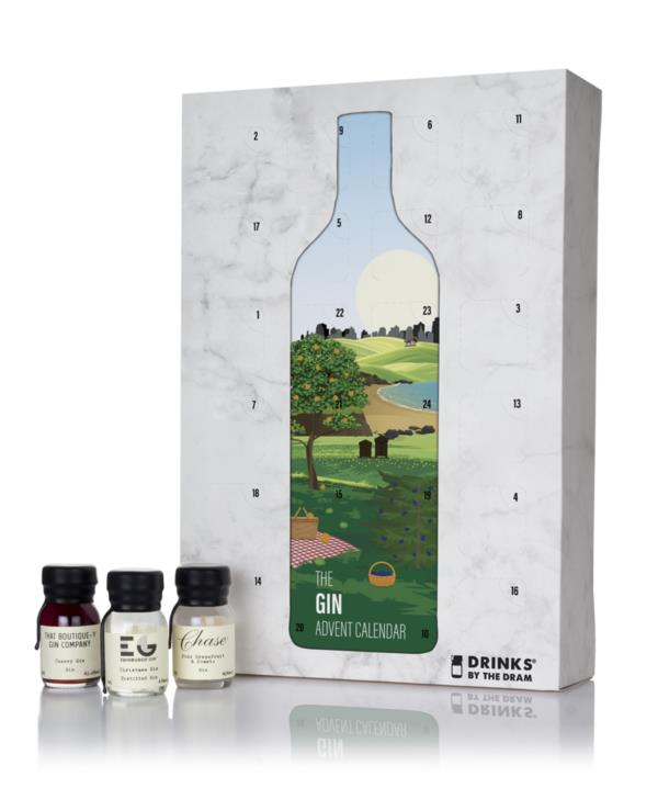 Gin Explorer Advent Calendar (2019 Edition) Gin