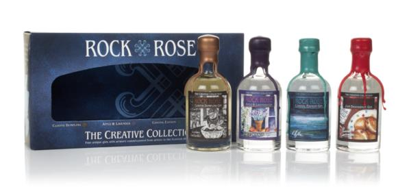 Rock Rose Creative Collection Gift Pack Gin