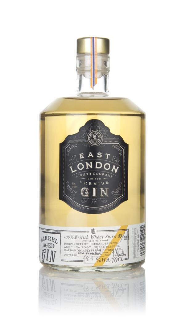 East London Liquor Company Barrel Aged Gin - Ex-Moscatel Cask Cask Aged Gin