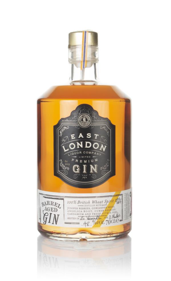 East London Liquor Company Barrel Aged Gin - Ex-Vermouth Cask Cask Aged Gin
