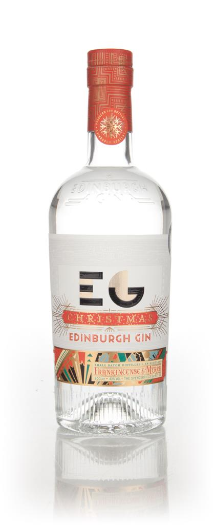 Edinburgh Christmas Gin 3cl Sample Gin