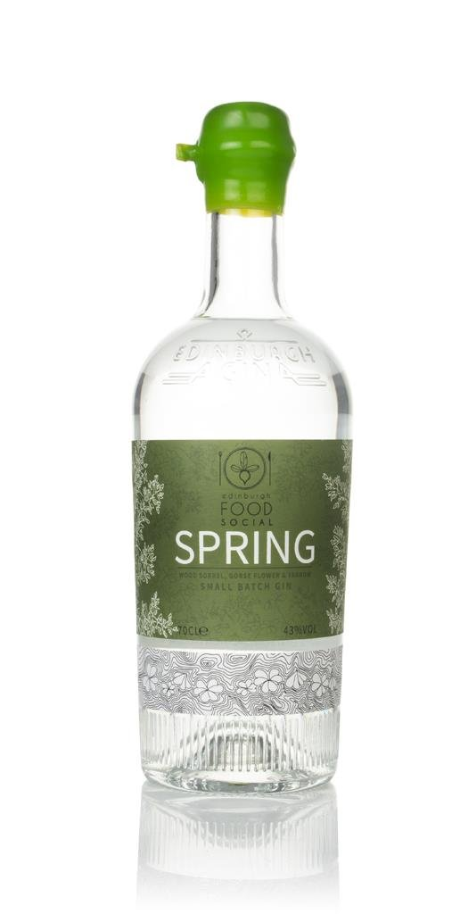 Edinburgh Food Social Spring Gin