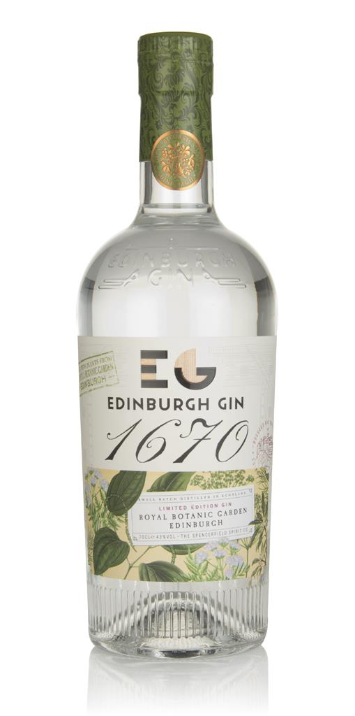 Edinburgh Gin 1670 London Dry Gin