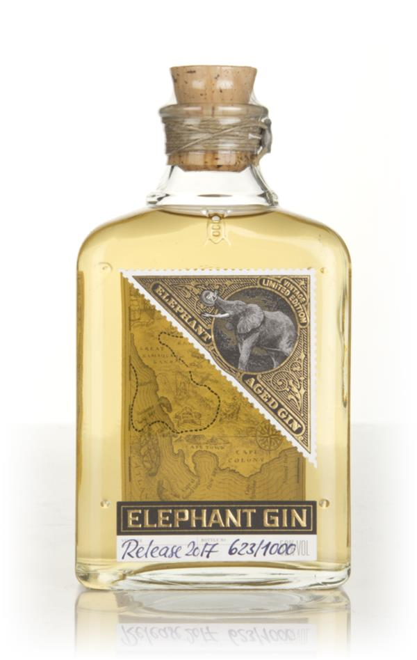 Elephant Aged Cask Aged Gin
