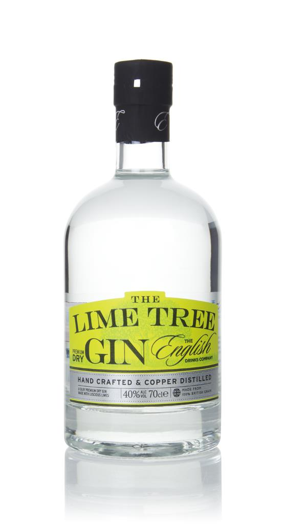 English Drinks Company Lime Tree Flavoured Gin