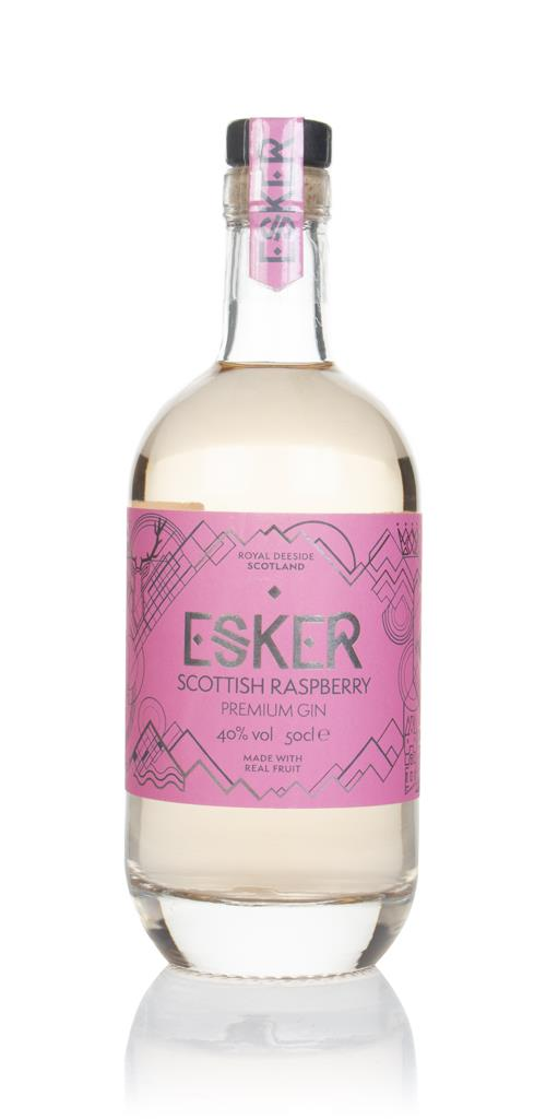 Silverglas Scottish Raspberry Flavoured Gin