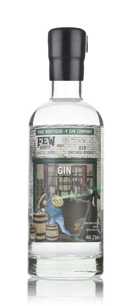 Botanical Democracy Gin - FEW Spirits (That Boutique-y Gin Company) 3c Gin 3cl Sample