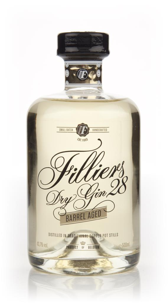 Filliers Dry Gin 28 - Barrel Aged Cask Aged Gin