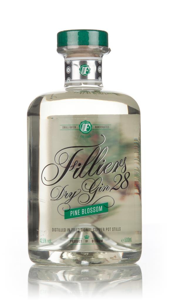 Filliers Dry Gin 28 - Pine Blossom 3cl Sample Gin