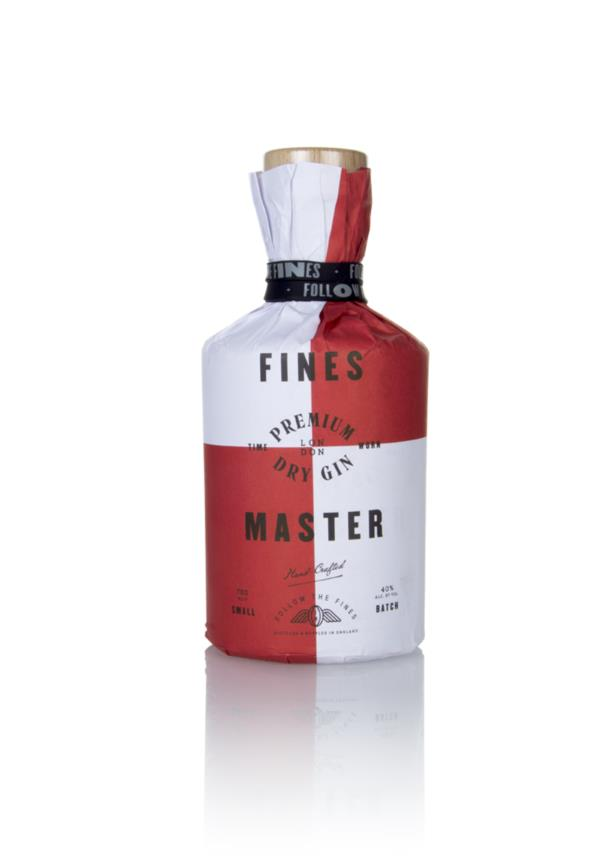 Fines Master London Dry Gin - White and Red Edition London Dry Gin