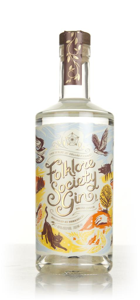 Folklore Society Gin 3cl Sample Gin