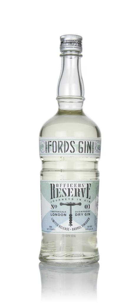 Fords Gin Officers Reserve Cask Aged Gin