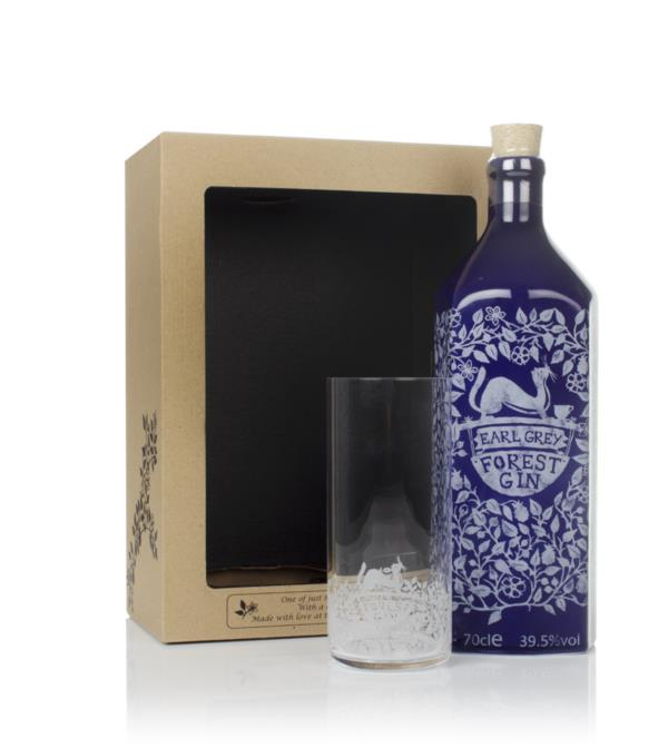 Forest Gin Earl Grey Gift Pack with Glass Gin