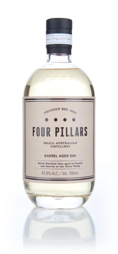 Four Pillars Barrel Aged Gin 3cl Sample Cask Aged Gin