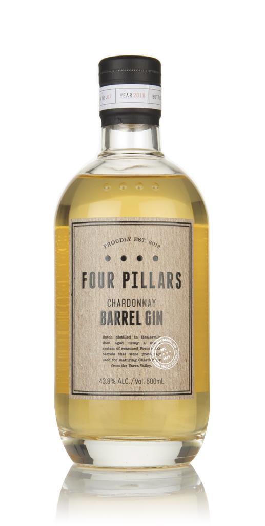Four Pillars Chardonnay Barrel Cask Aged Gin