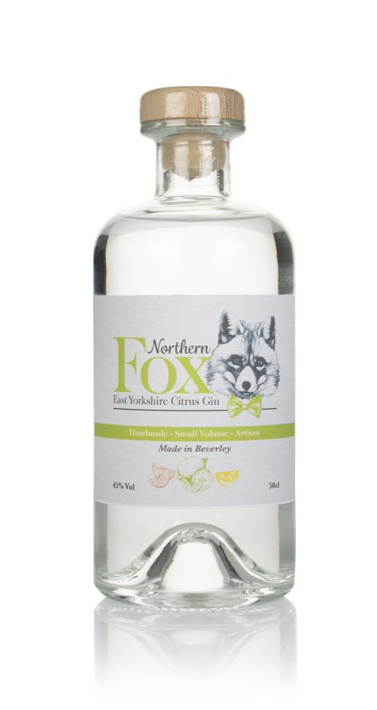 Northern Fox East Yorkshire Citrus Flavoured Gin