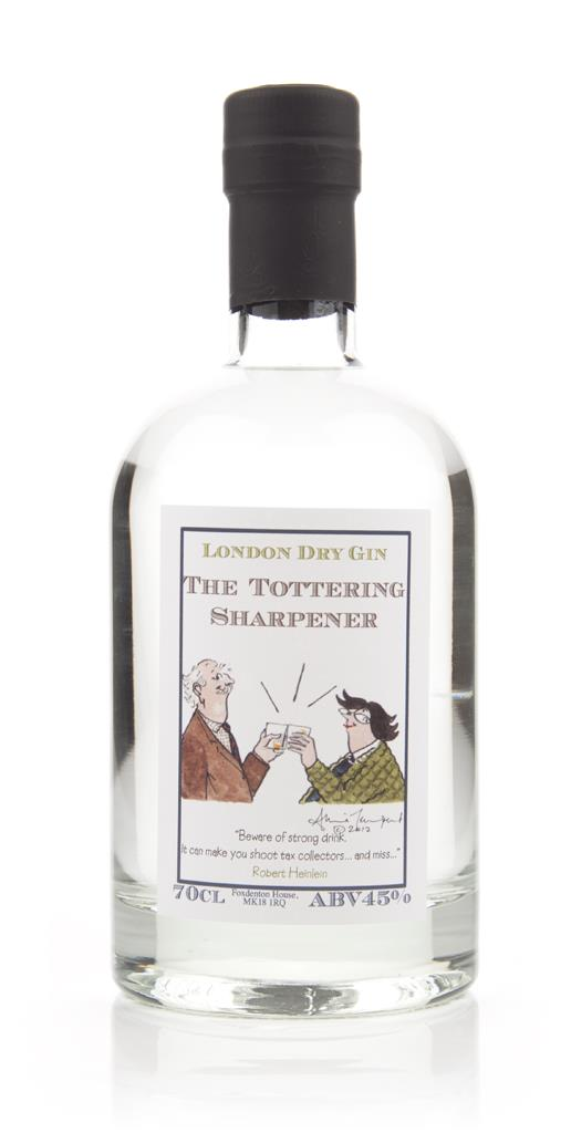 The Tottering Sharpener Gin 3cl Sample London Dry Gin