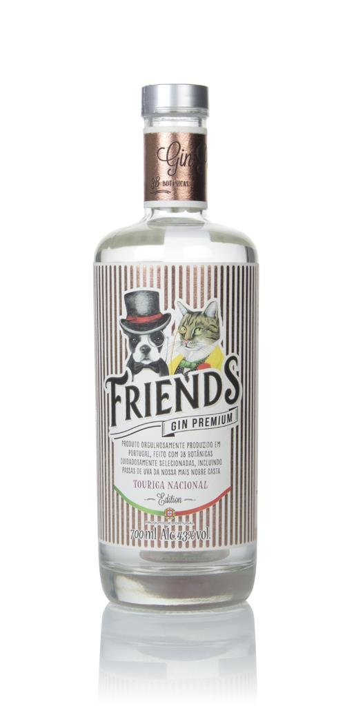 Friends Touriga Nacional Gin