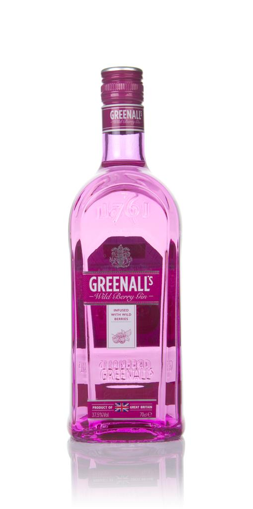 Greenall's Wild Berry Flavoured Gin