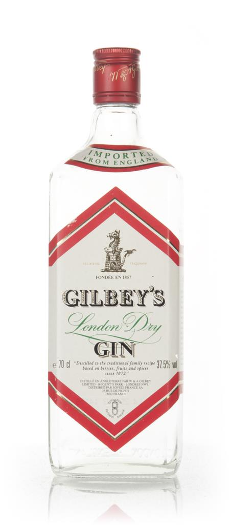 Gilbeys London Dry Gin - post 1999 London Dry Gin