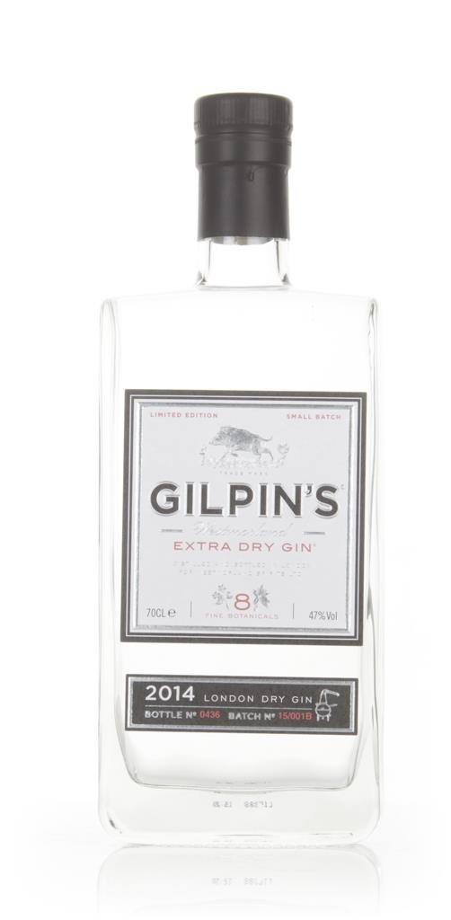 Gilpins Westmorland Extra Dry London Dry Gin