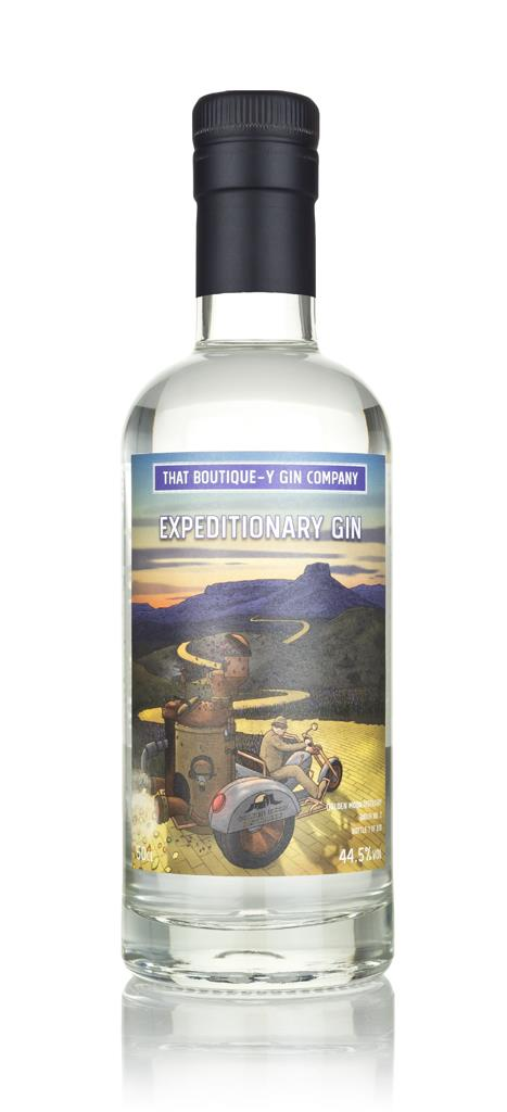 Expeditionary Gin - Golden Moon (That Boutique-y Gin Company) 3cl Samp Gin 3cl Sample