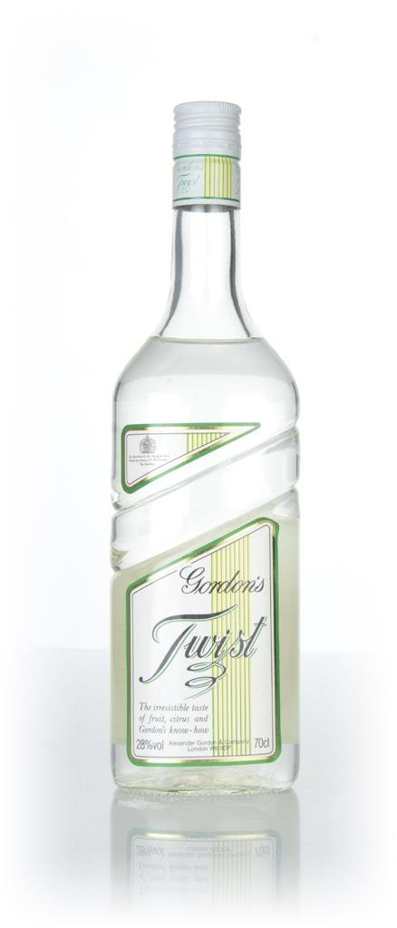 Gordon's Twist - 1980s Flavoured Gin