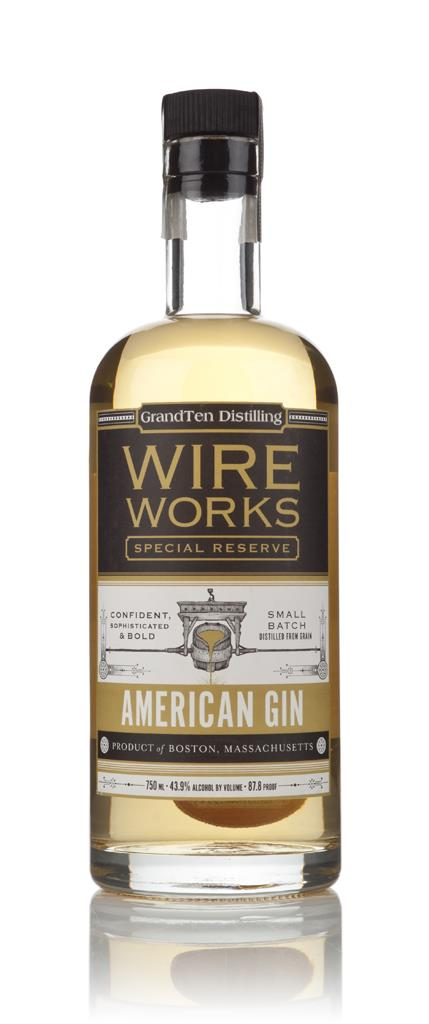 Wire Works Special Reserve American Gin