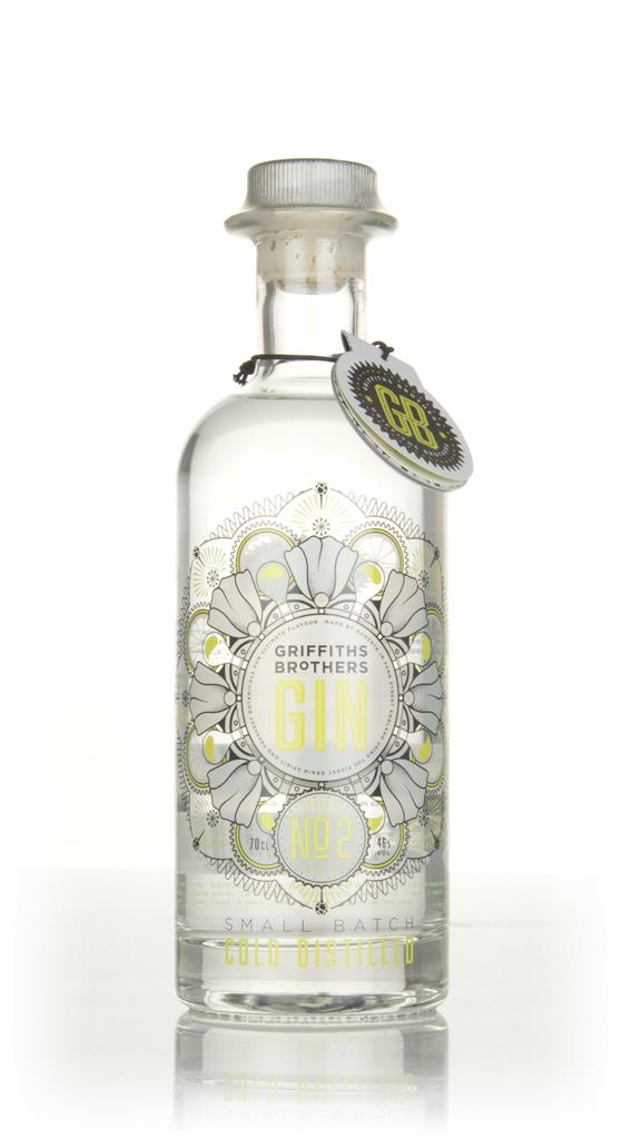 Griffiths Brothers Gin No.2 Gin