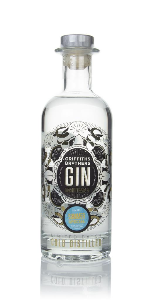 Griffiths Brothers Summer Gin 3cl Sample Gin