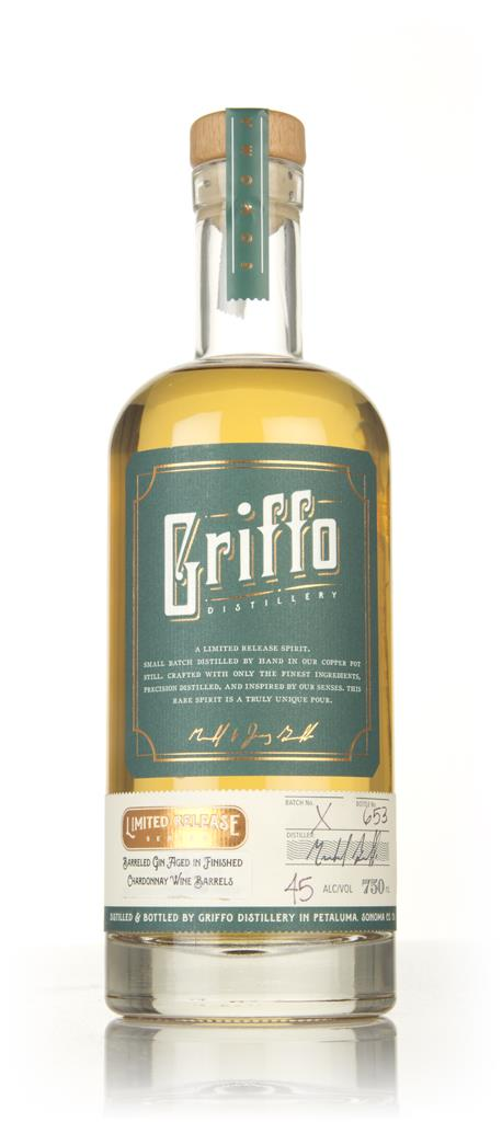 Griffo Barrelled Aged Cask Aged Gin