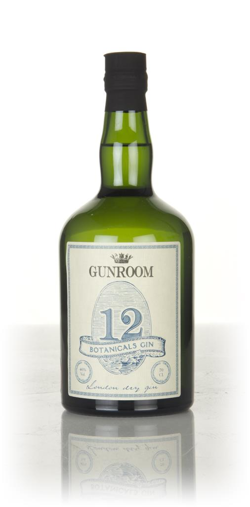Gunroom 12 Botanicals London Dry Gin