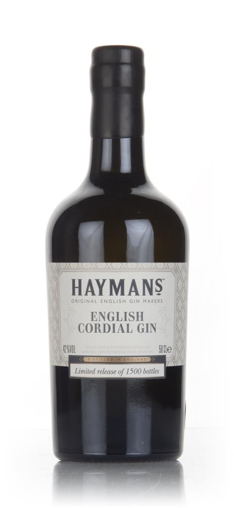 Haymans English Cordial Gin 3cl Sample Gin