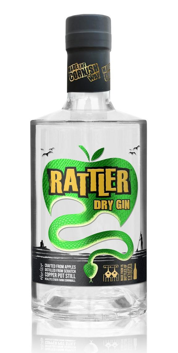 Rattler Cornish Dry Gin
