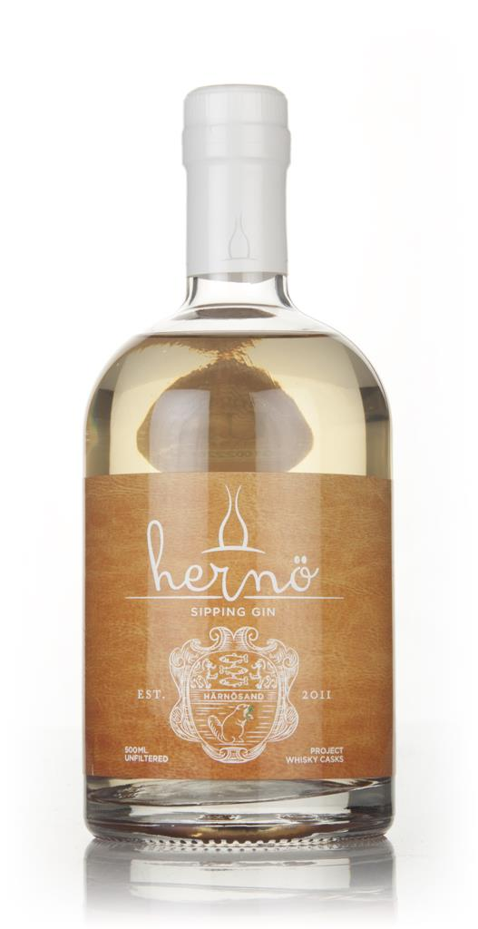 Herno Sipping Gin #1.1 - Box Whisky ex-Sherry Cask Cask Aged Gin