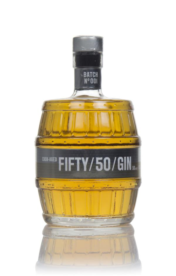 Fifty/50/Gin Cask Aged Gin