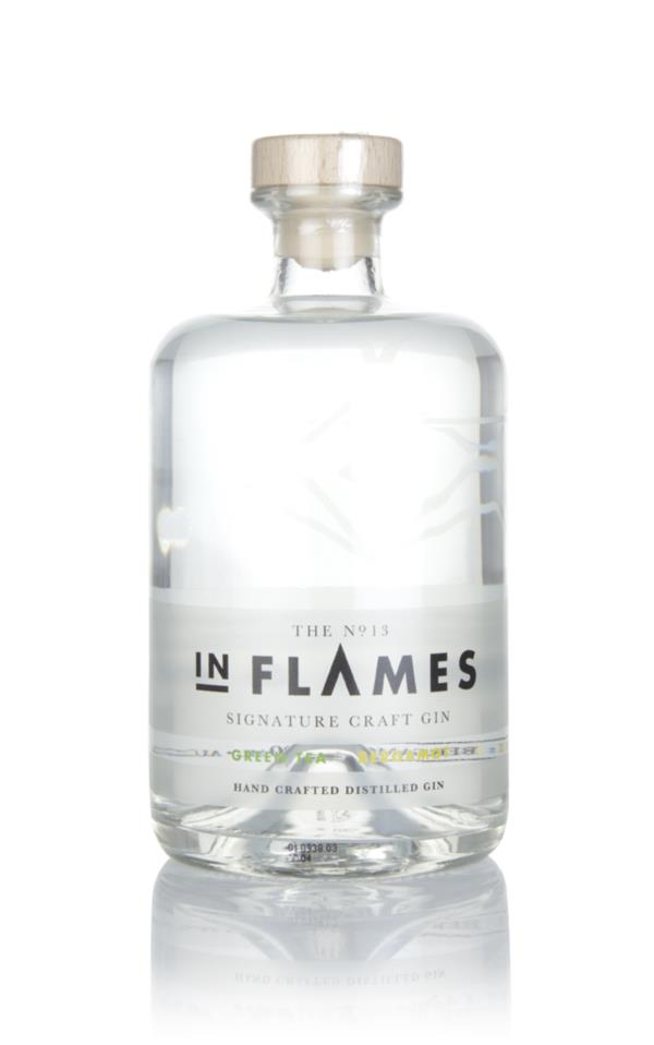In Flames Green Tea & Bergamot Gin
